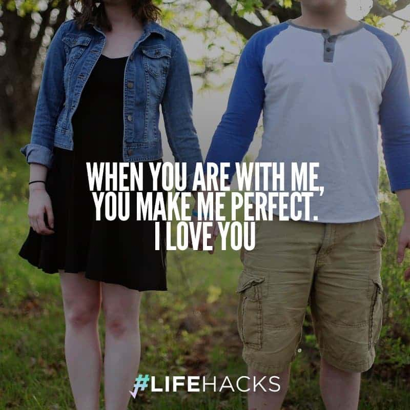 20 Cute Love Quotes For Her Straight from the Heart