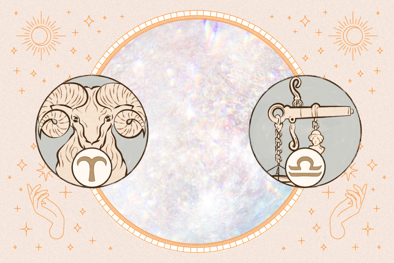 Aries and Libra Compatibility