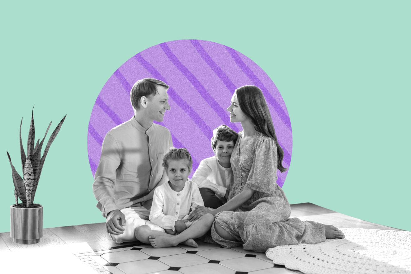 Finding Inner Harmony With A Family-Oriented Lifestyle