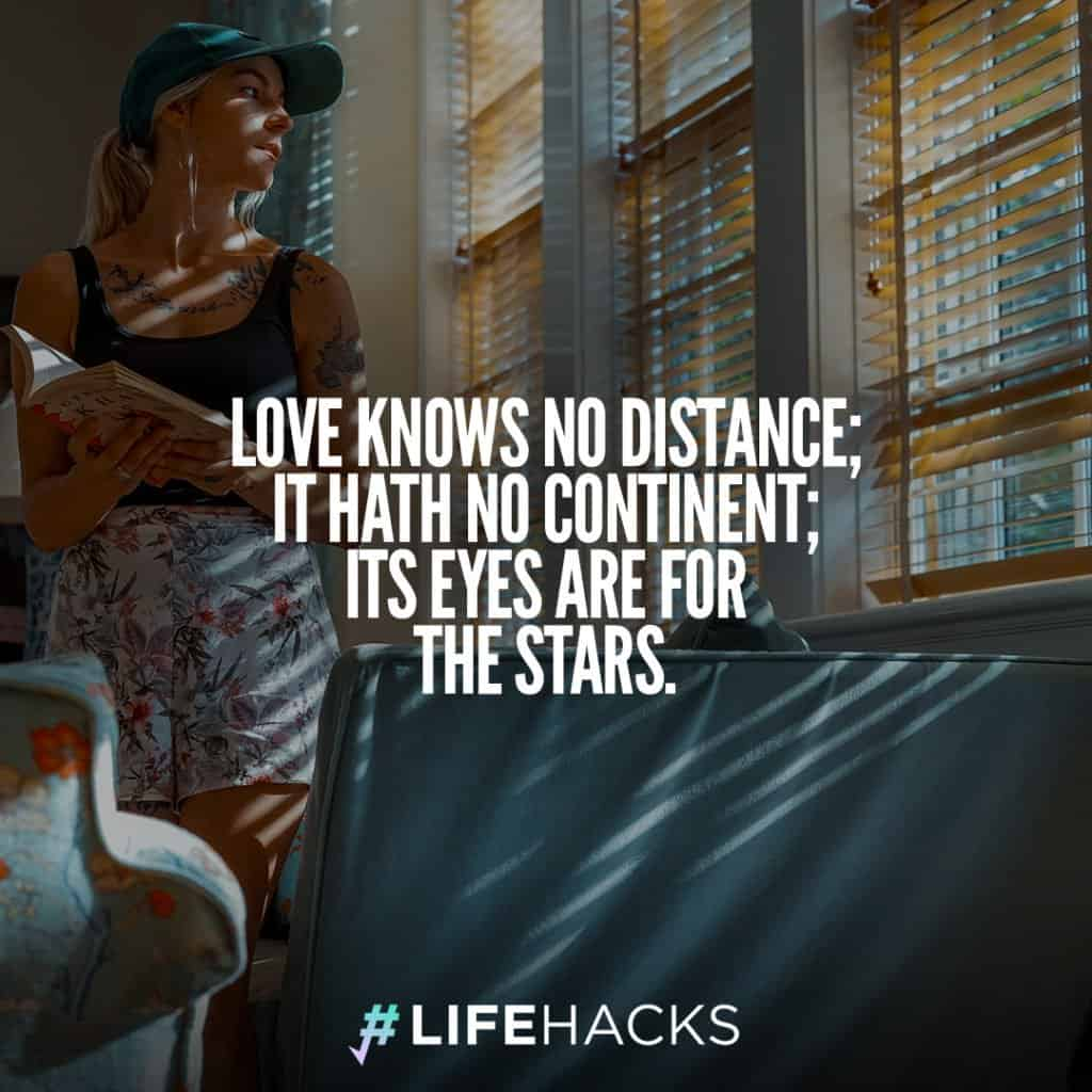 30 Long Distance Relationship Quotes That Will Melt Your Heart