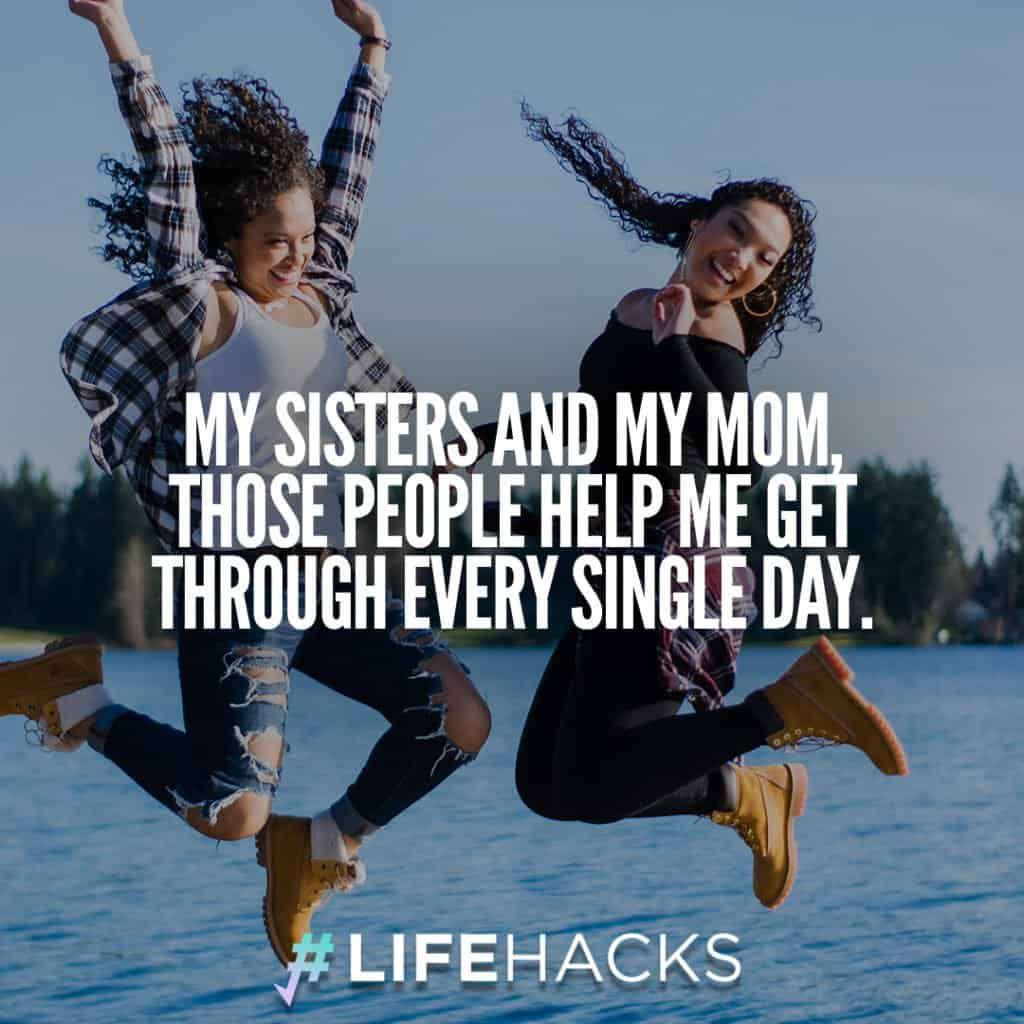 your like a sister to me quotes