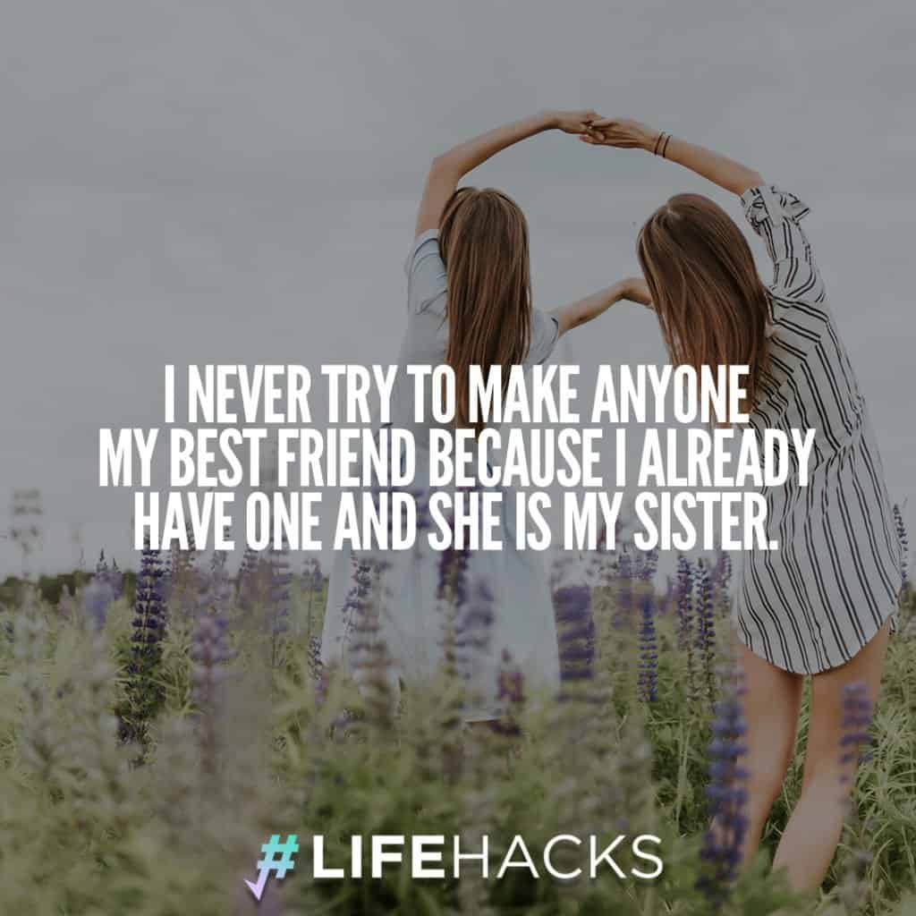 sister quotes that will make you hug your sister tight