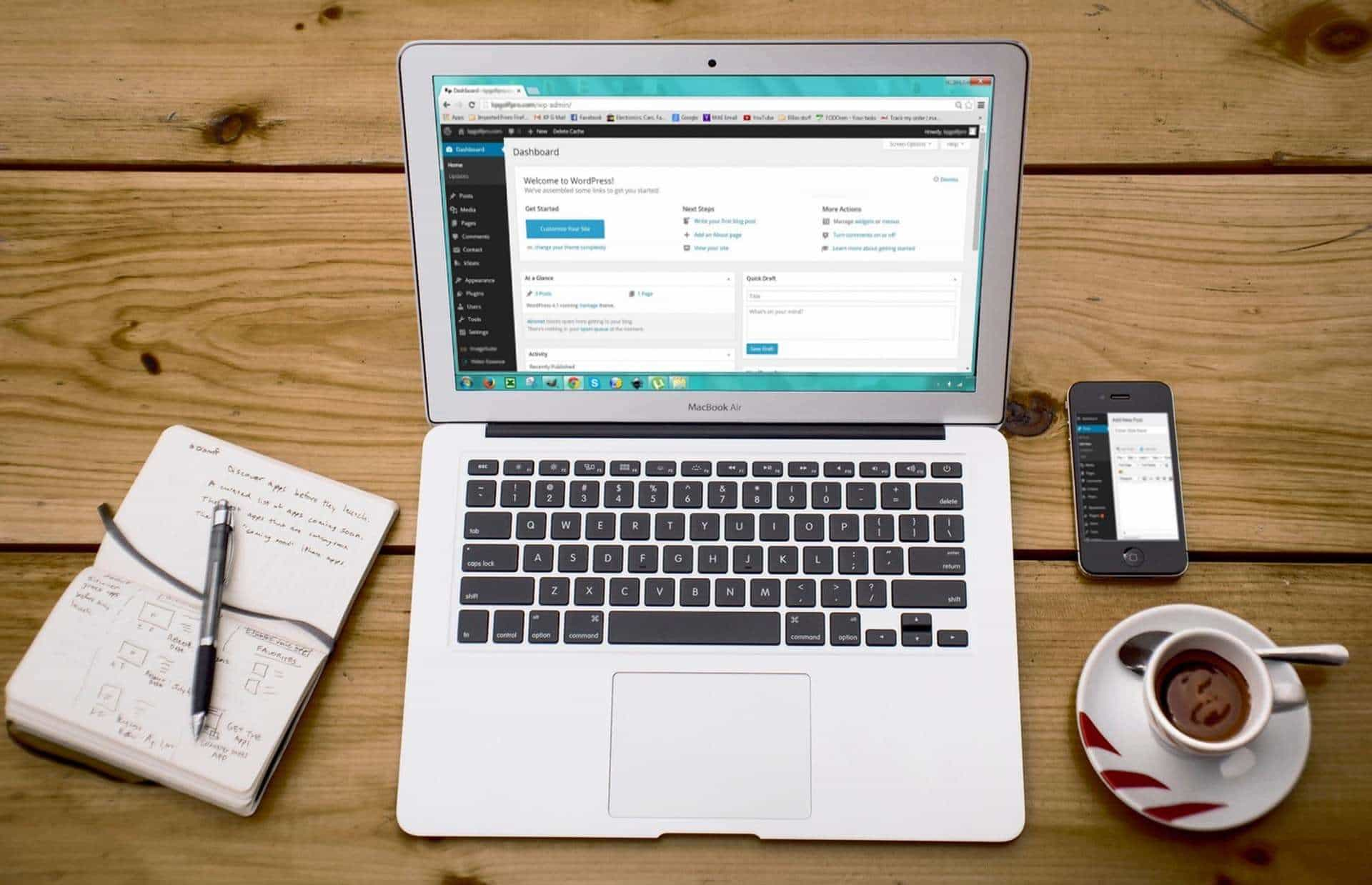 Why it is important to have your blog on wordpress
