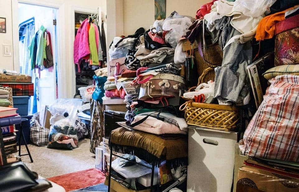 How To Stop Hoarding And Start Throwing Things Away