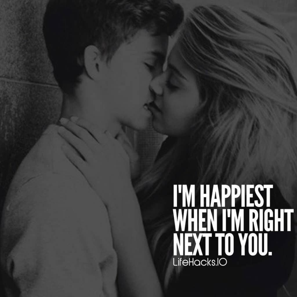 Image of: Amazing Love Quotes Life Hacks 50 Really Cute Love Quotes Sayings Straight From The Heart