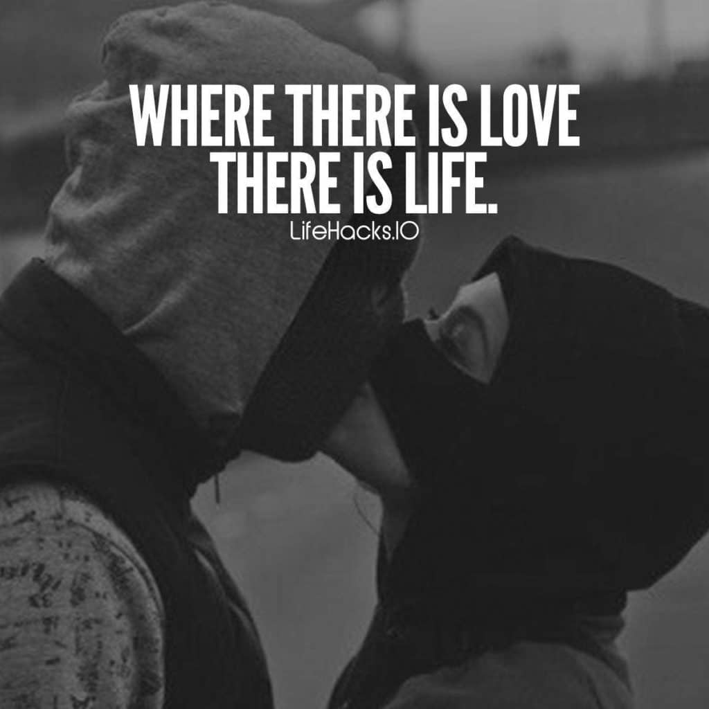 Love Quotes On Life 50 Love Quotes & Sayings Straight From The Heart February2018