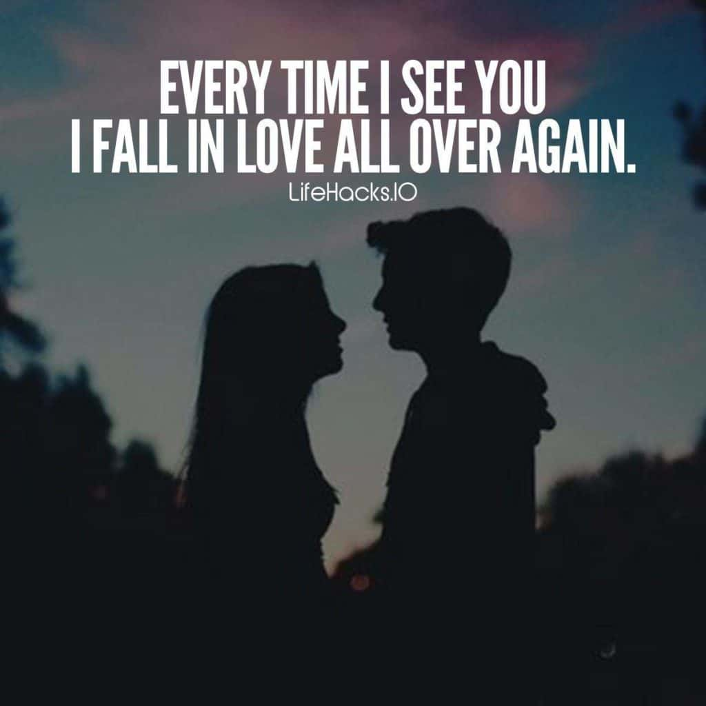 Short Sweet I Love You Quotes: 50 Really Cute Love Quotes & Sayings Straight From The Heart
