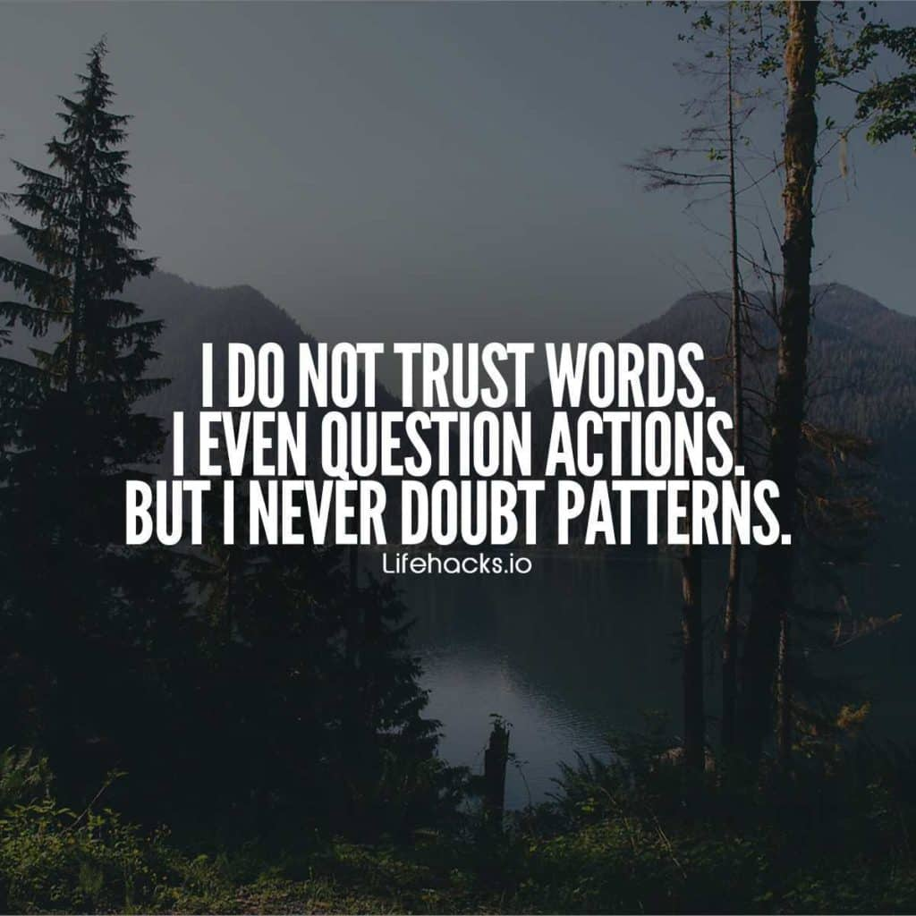 Trust Quotes Inspiration 50 Trust Quotes That Will Change The Way You Look At That Unfaithful