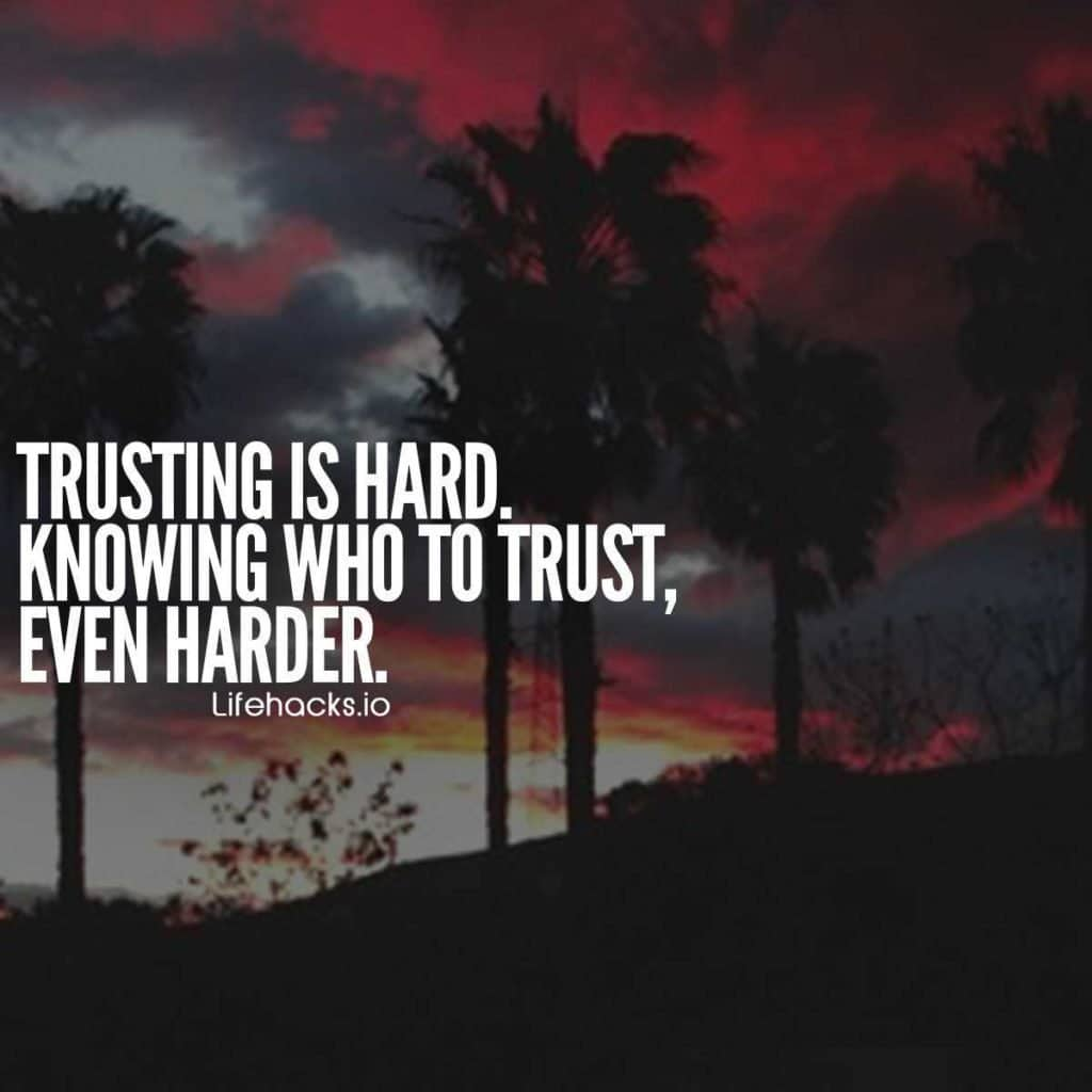 50 Trust Quotes That Prove Trust Is Everything