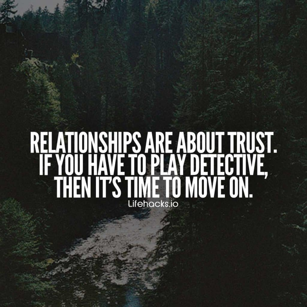 Trust Quotes Prepossessing 50 Trust Quotes That Will Change The Way You Look At That Unfaithful