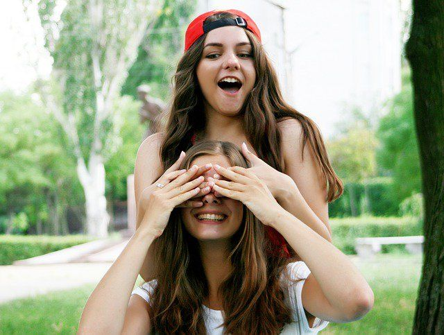Crazy time with best friends